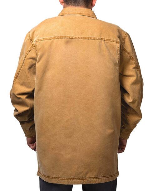 Walls Men's Vintage Fleece Lined Jacket, Pecan, hi-res