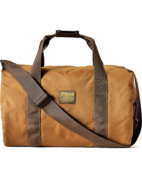 Filson Barrel Pack Duffle Bag, Cognac, hi-res
