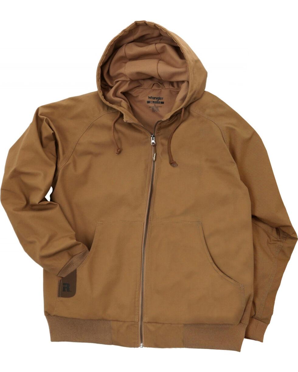 Wrangler Men's RIGGS Workwear Workhorse Jacket, Rawhide, hi-res