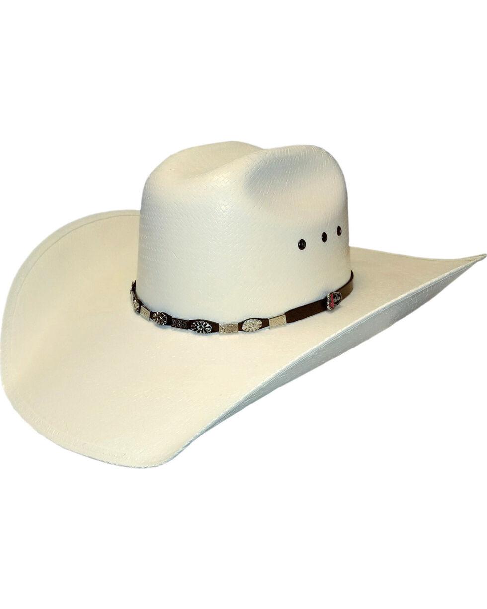 Justin Men's Ivory 10X Hilltop Hat , Ivory, hi-res