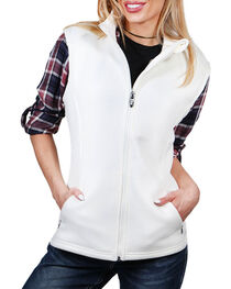 Polar King Women's Fleece Lined Vest , , hi-res