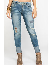 Silver Jeans Women's The Mom High Rise Jean, , hi-res