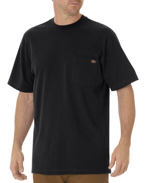 Dickies Heavyweight T-Shirt - Big & Tall, Black, hi-res