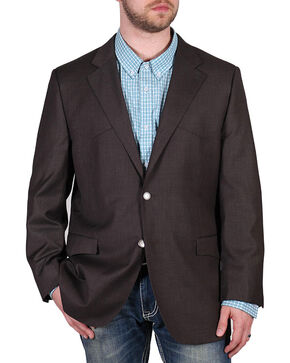 Cody James® Men's Sport Coat , Brown, hi-res