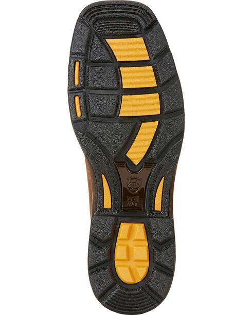 Ariat Men's Workhog Tall II Work Boots, Brown, hi-res