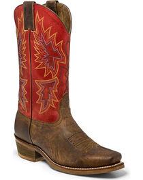 Nocona Men's Arrowhead Western Boots, , hi-res