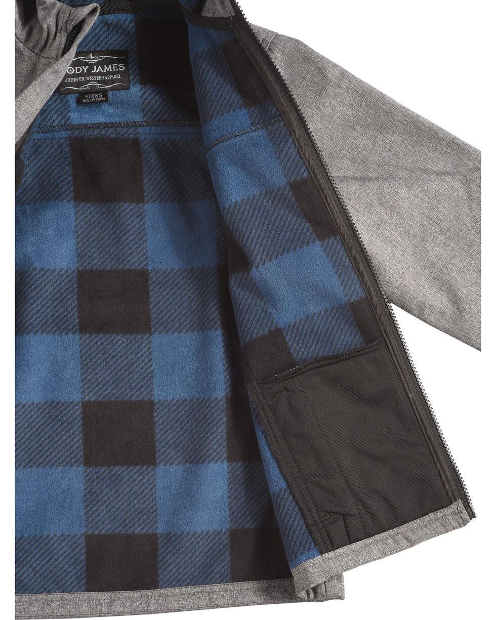Cody James Boys' Sub Zero Bonded Jacket, Grey, hi-res