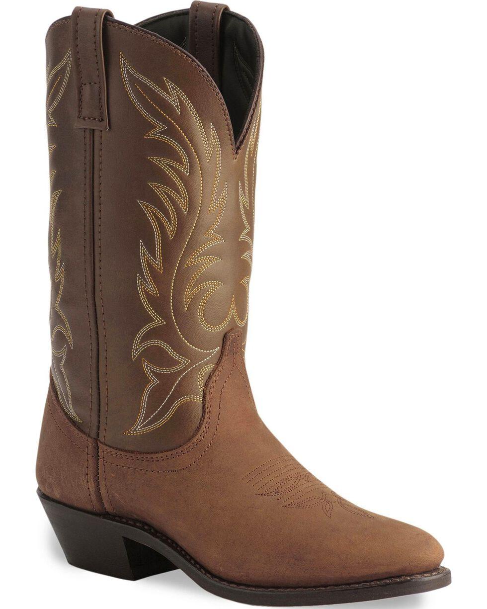 Laredo Women's Kadi Western Boots, Tan, hi-res