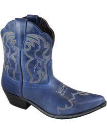 Smoky Mountain Women's Juniper Western Boots - Snip Toe , , hi-res