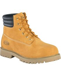 Iron Age Men's Steadfast Steel Toe Insulated Waterproof Work Boots, , hi-res