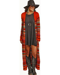 Powder River Outfitters Women's Serape Cardigan, , hi-res