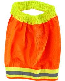Radians Bright Orange Elastic Neck Shade , , hi-res