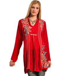 Johnny Was Women's Sheela Tunic, , hi-res