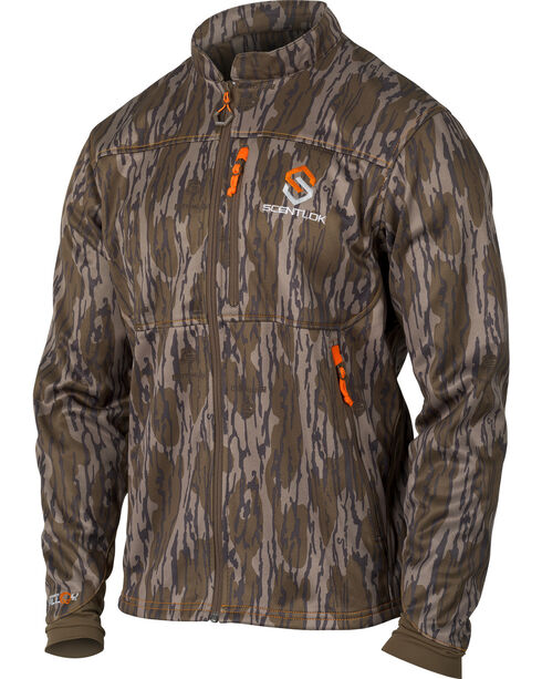 Scentlok Technologies Men's Mossy Oak Savanna Crosshair Jacket , Camouflage, hi-res