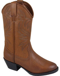 Smoky Mountain Boys' Trenton Western Boots - Round Toe, , hi-res