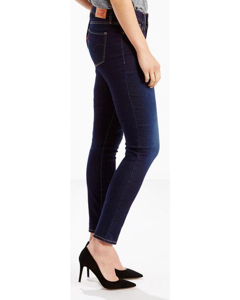 Levi's Women's 811 Indigo Ridge Curvy Skinny Jean, Indigo, hi-res