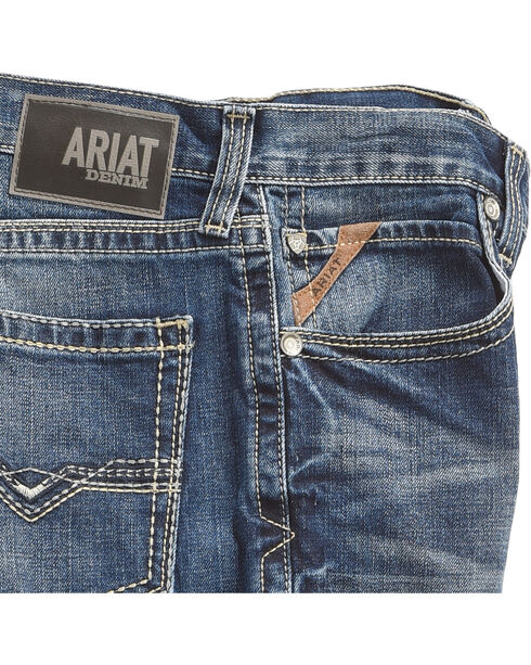 Ariat Men's M5 Colby Slim Fit Jeans - Straight Leg, , hi-res