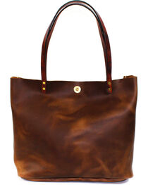 SouthLife Supply Women's Aged Bourbon Square Tote, , hi-res