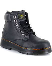 Dr. Marten Men's Winch Wyoming Steel Toe Work Boots, , hi-res