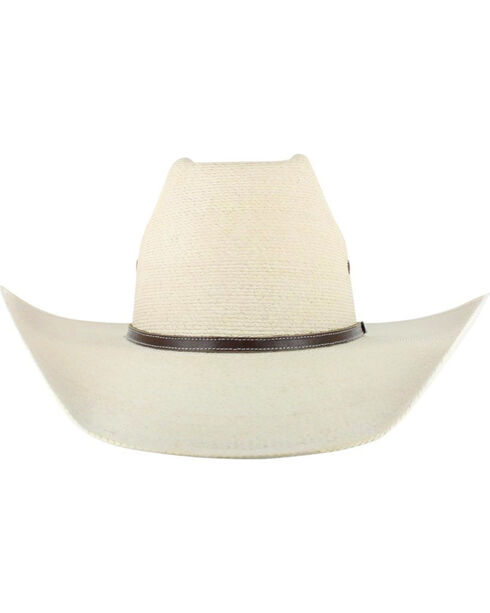 Atwood 7X Kaycee Palm Cowboy Hat, Natural, hi-res