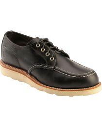 Chippewa Men's Moc Toe Oxford Shoes, , hi-res