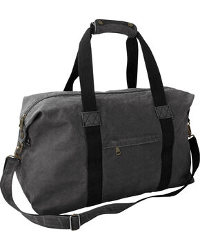 Dri Duck Khaki Weekender Bag, Charcoal Grey, hi-res