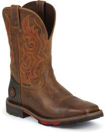 Justin Men's Hybred Work Boots, , hi-res