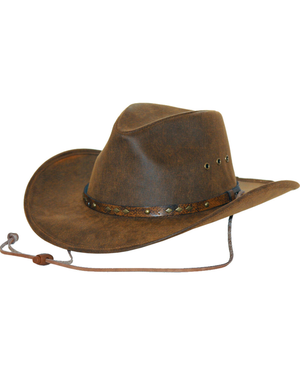 Outback Trading Co. Gold Dust Canyonland Cloth Hat, , hi-res