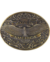 Cody James® Men's Made In America Belt Buckle, , hi-res