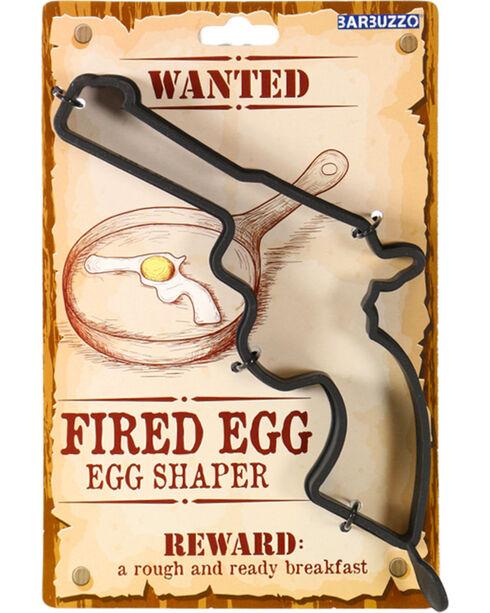 Barbuzzo Pistol Fried Egg Shaper, No Color, hi-res