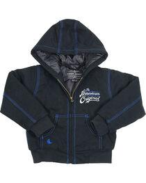 Cody James® Boy's American Original Hooded Jacket, , hi-res