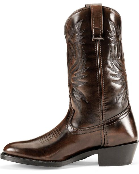 Laredo Men's Paris Western Boots, Antique Tan, hi-res