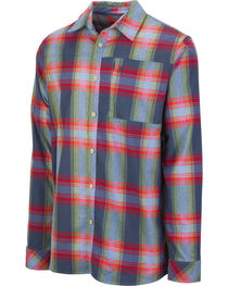 Browning Men's Blue Beacon Flannel Shirt , , hi-res