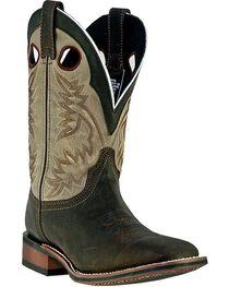 Laredo Men's Western Stockman Boots, , hi-res