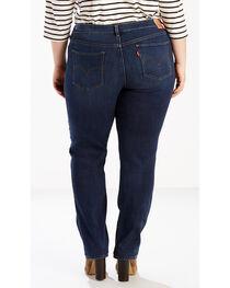 Levi's Women's 414 Straight Leg Jeans - Plus Size , , hi-res