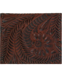 American West Women's Bi-fold Boyfriend Wallet, , hi-res