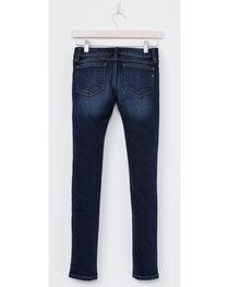 Miss Me Girls' Indigo Simple Style Jeans - Skinny , , hi-res