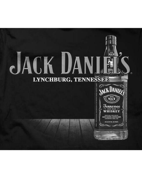 Jack Daniel's Men's Old No.7 Tee, Black, hi-res