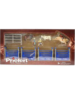 Priefert Kid's Bull Riding Arena, Tan, hi-res