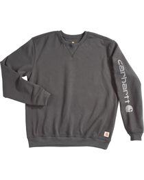 Carhartt Men's Exclusive Graphic Sleeve Sweatshirt , , hi-res