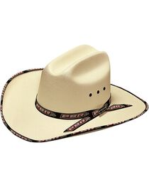 PBR Kids' Canvas Cowboy Hat, , hi-res