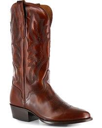 El Dorado Men's Vanquished Calf Western Boots, , hi-res