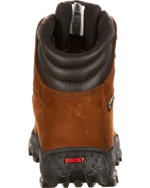Rocky Men's Ridge Top Hiker Boots, Dark Brown, hi-res