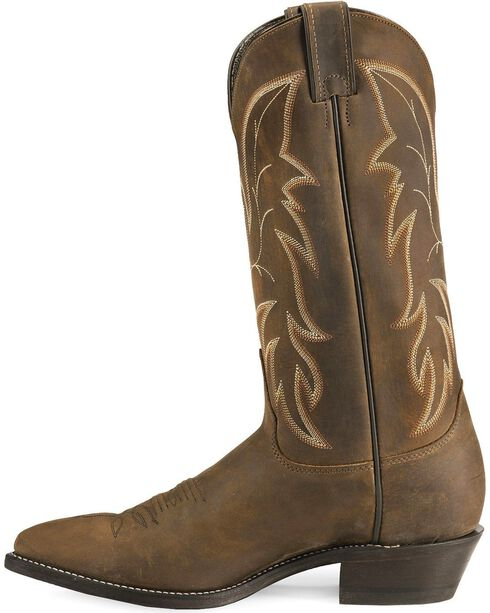 Justin Men's Bay Apache Classic Western Boots, Bay Apache, hi-res