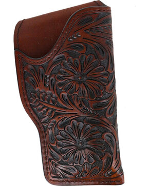 3D Belt Co Basket Weave Glock Holster, Brown, hi-res