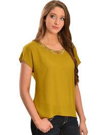 Ariat Women's Short Sleeve Scarlett Top, , hi-res