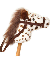 Aurora Scout Pinto Giddy Up Stick Horse, , hi-res