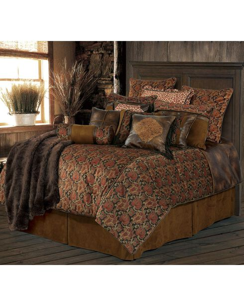 HiEnd Accents Austin Bed Set - Queen Size, Multi, hi-res