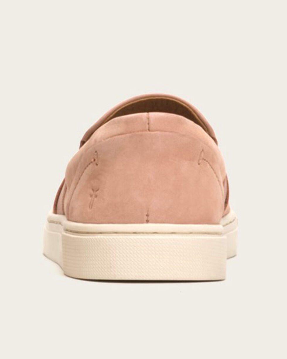 Frye Women's Pink Ivy Slip-On Sneakers, Light Pink, hi-res