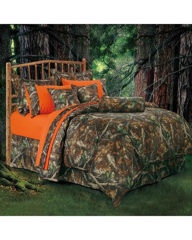 Camo Bedroom Set. HiEnd Accents Oak Camo Comforter Set  Multi hi res Boot Barn